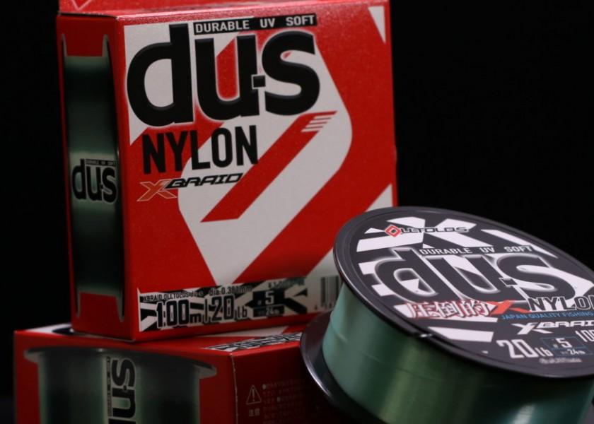 XBRAIDブランド OLLTOLOS du-s NYLONが発売開始!!