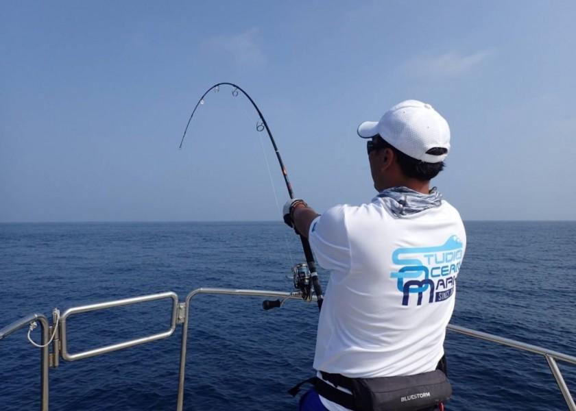 Xアンバサダー 佐野ヒロム氏の釣行レポート更新しました!