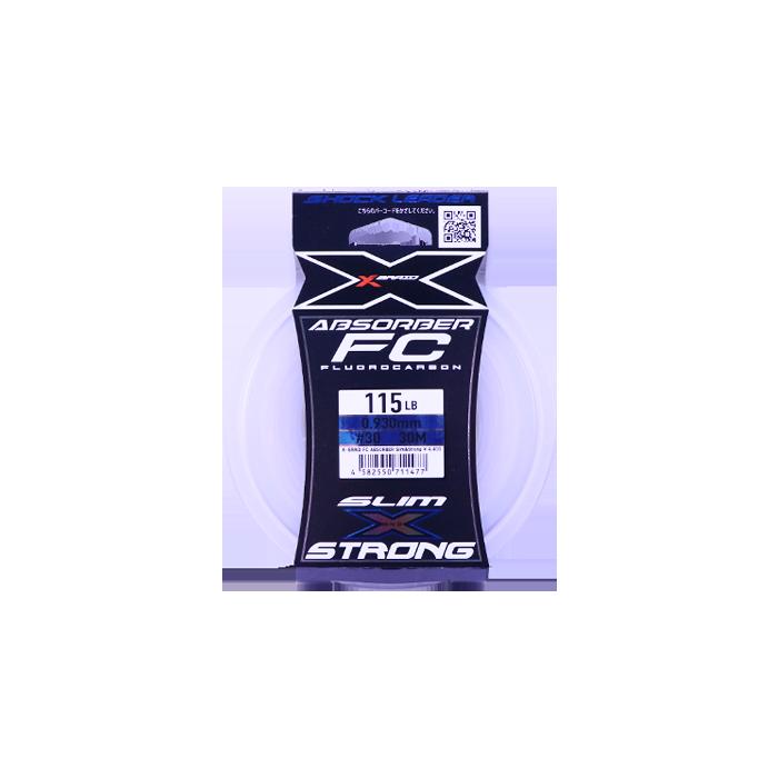 XBRAID FC ABSORBER Slim&Strong
