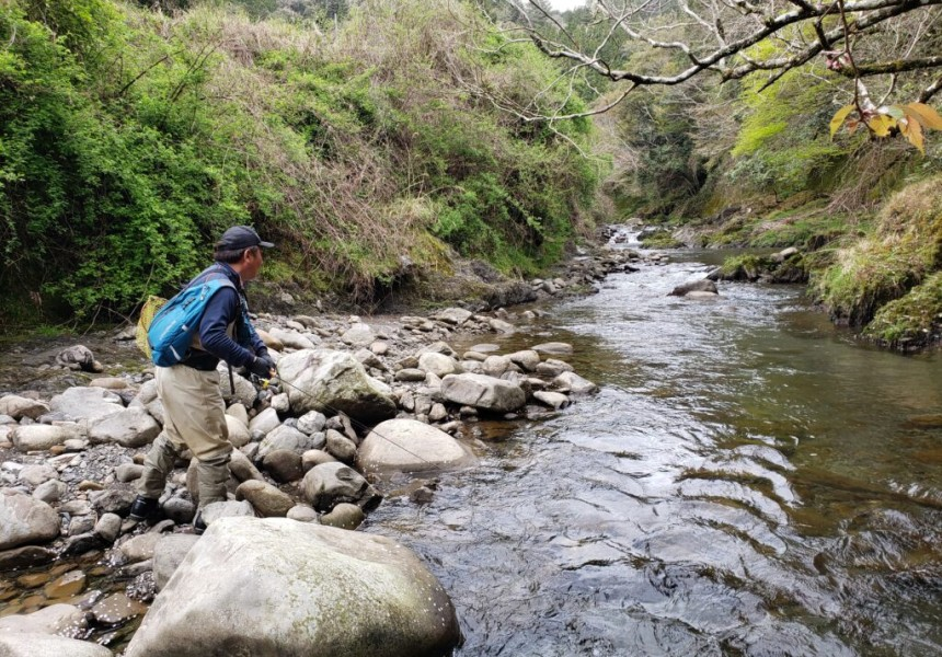 Xアンバサダー 加地武郎氏の過去釣行レポート更新しました!