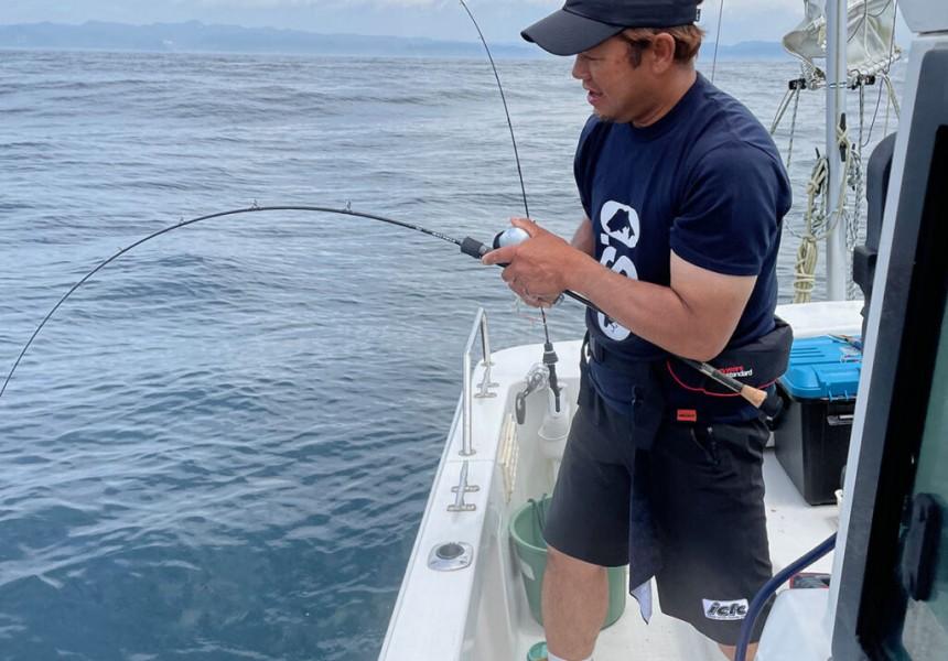 Xアンバサダー 遠藤 正明の釣行レポート更新しました!