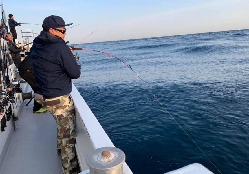 Xアンバサダー 上原和彦氏の釣行レポート更新しました!