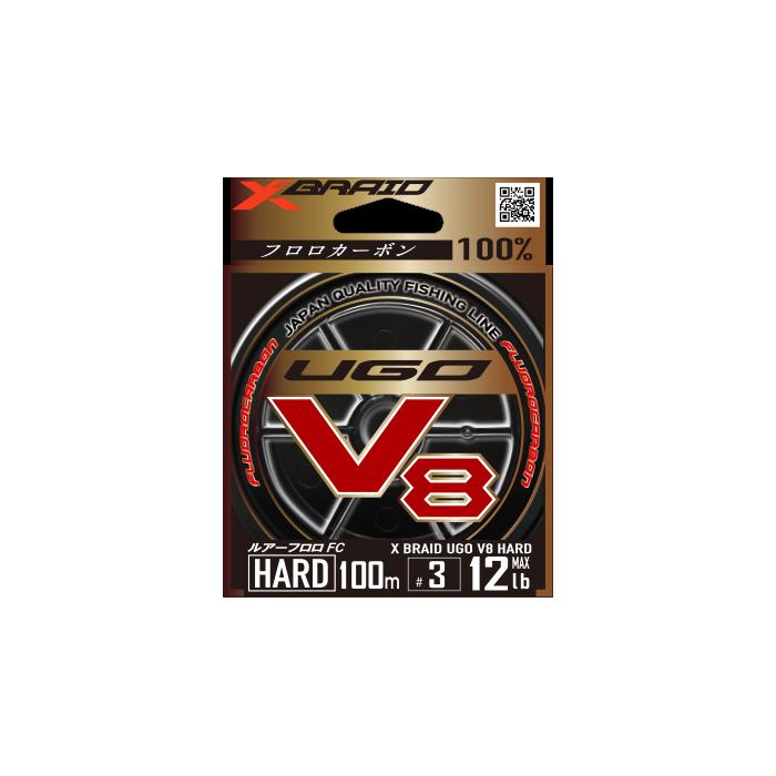XBRAID UGO V8 HARD