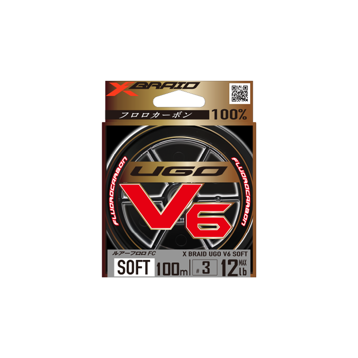XBRAID UGO V6 HARD/SOFT